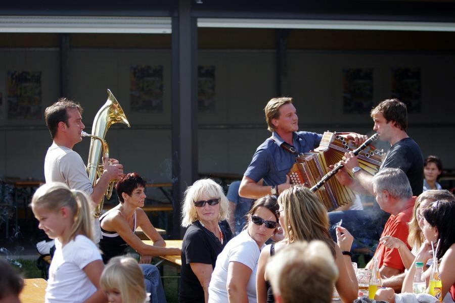 Flieger-Sommerfest des 1.KGFC Radsberg