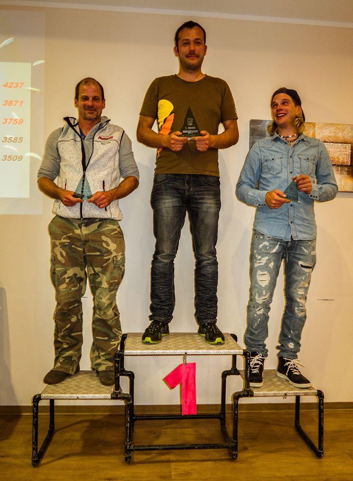 Österreichische LIGA 2017 – Gewinner Newcomer-Klasse