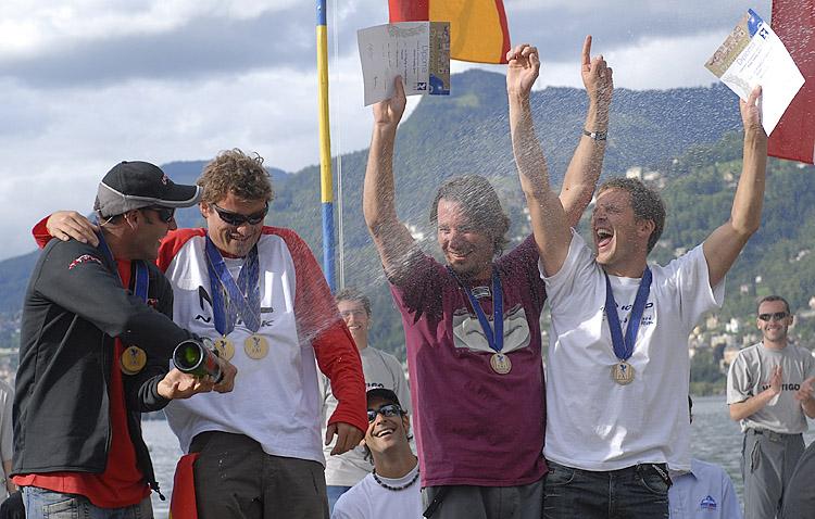 Acro WM – Bronzemedaille für Bernd und Xandi !!!